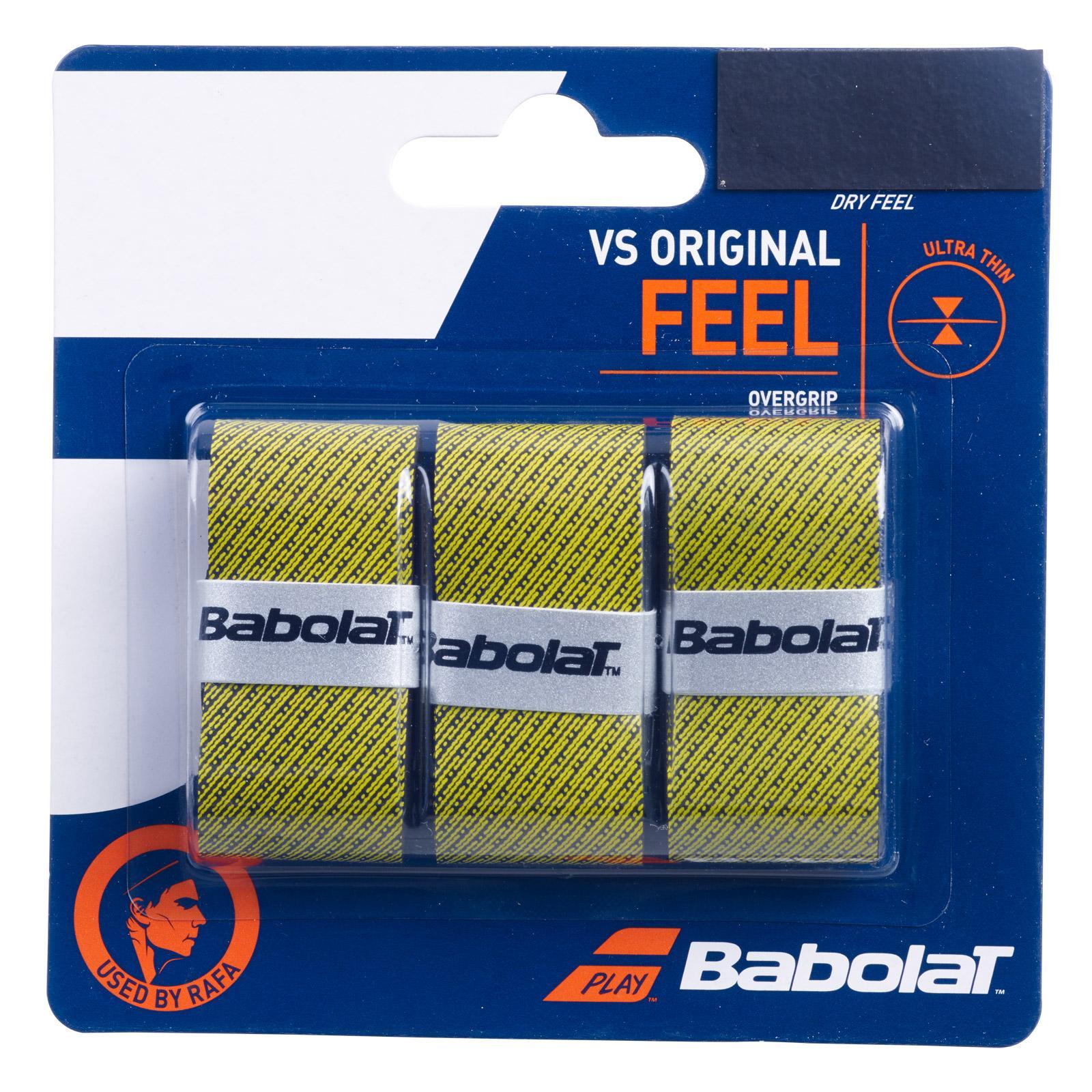 Babolat Vs Original X 30 White Tennis Racquet Overgrip