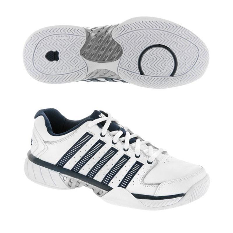 K Swiss Hypercourt Express LTR (WhiteNavy) Men's Shoes