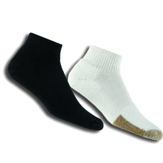 Thorlo Socks Tennis Mini Crew Socks,White,XL