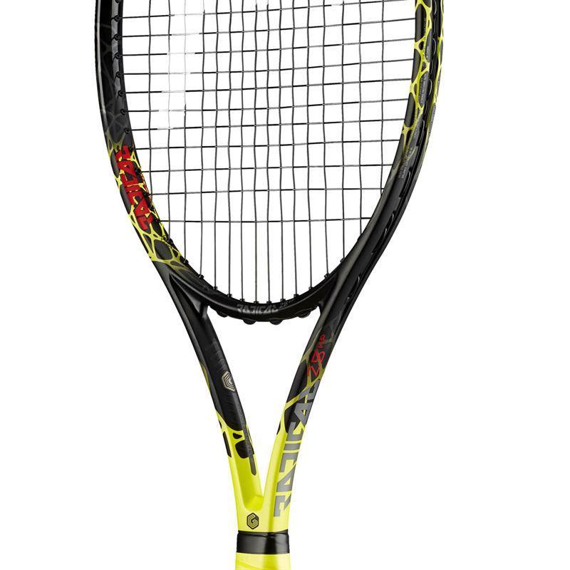 besaitet Tennis Racquet 25 Years Head Graphene Touch Radical MP Ltd.