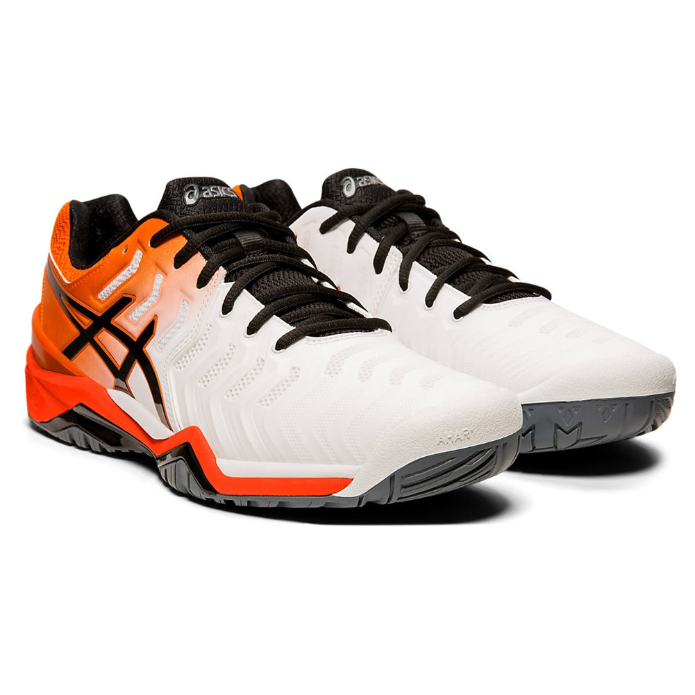 asics gel resolution 7 tennis shoes vallejo