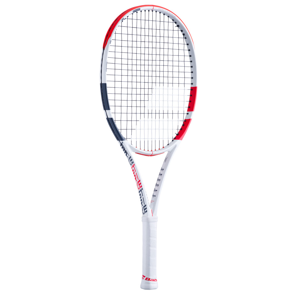"4/"" FREE Stringing /& Grip Babolat Pure Strike 26/"" Junior 3rd Gen Tennis Racquet"