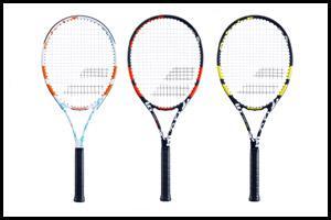 Babolat Evoke Series Racquets