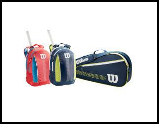 Wilson Junior Tennis Bags